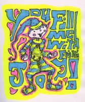 Itchy Elf by Blirtt