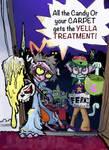 DK Halloween Contest 2014 by Blirtt