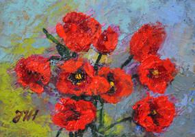 Spring flowers. by herrerojulia