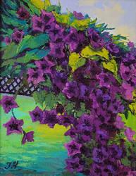 Garden vine. by herrerojulia