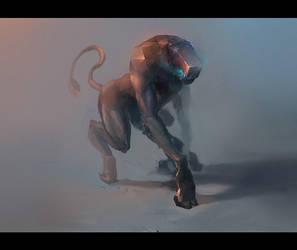 SP 03 monkey by KageRott