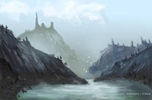 Landscape by Eden009