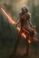 Female Sith by DM7