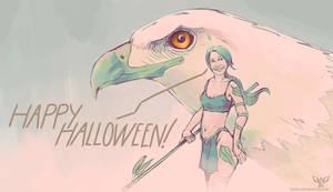 Happy Halloween 2016 by DM7