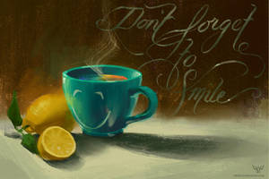 Still Life from Imagination by DM7