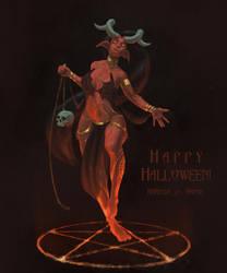 Happy Halloween 2018 by DM7
