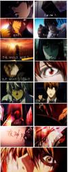 Death Note - I Started A Joke by flamespeedy