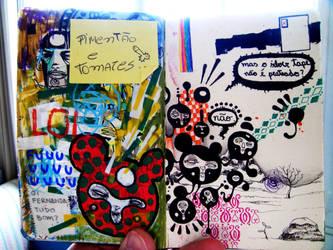 sketchbook o caralho by glaubersonic