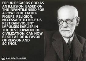 Sigmund-Freud-religion by lisa-im-laerm