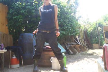 Posing by lisa-im-laerm