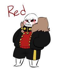 Red by KiddieEevee