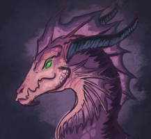 Itza Close Up by rosedragoness