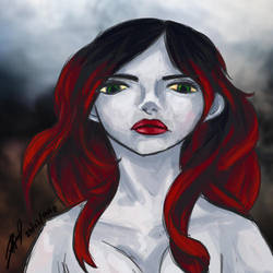 Jenna by rosedragoness