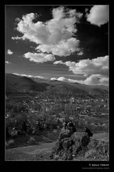 Clouds by denizt