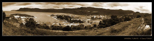 Amasra III - Panorama by denizt