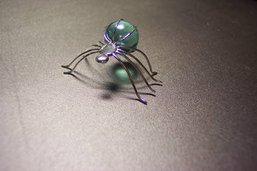 marble spider by surfshmo24