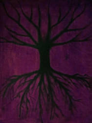 Tree of Life by Alvyna