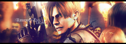 Resident evil 4 sig by Seiikya