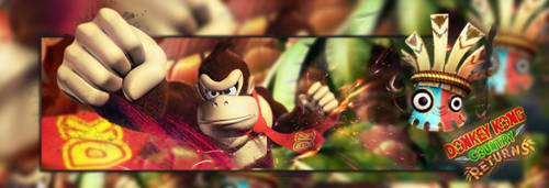 DK country returns - sig by Seiikya