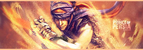 Prince of persia - sig by Seiikya