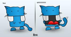 Cat ? by Seiikya