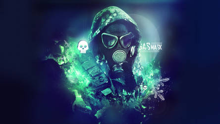 Gas Mask by Seiikya