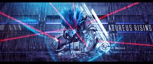 Azureus Rising Sig by Seiikya