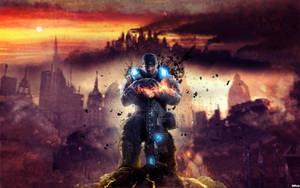 Gears Of War Wallpaper by Seiikya