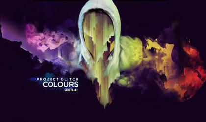Project Glitch Colours #2 by Seiikya