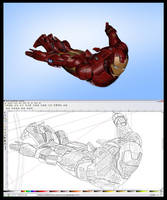 Iron Man by mrmanders