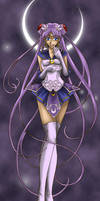. paleo soldier sailor moon . by Passion-Assassin