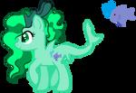 MLP:Custom Pony for hazelwolfamallark by kiananuva12