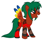 MLP:Custom Pony 4 for Sandapolla by kiananuva12