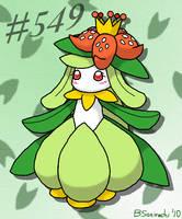 Petal Princess Lilligant by Sorachi-Jirachi