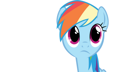It's Okay Rainbow Dash... (Not Animated) by Filiecs