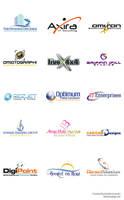 logos by qanberraza