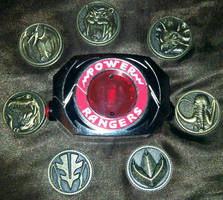 Legacy Morpher and coins by TheMagicPie