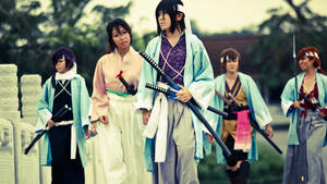 Hakuouki - On the Prowl by rescend