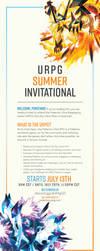 Pokemon URPG - 2018 Summer Invitational! by WWotS