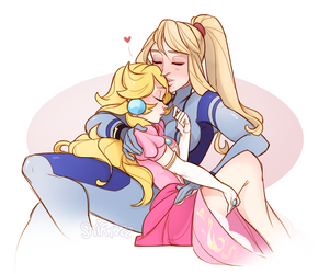 Post Brawl Naps by Skirtzzz