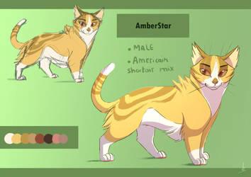 AmberStar Ref by OwlCoat