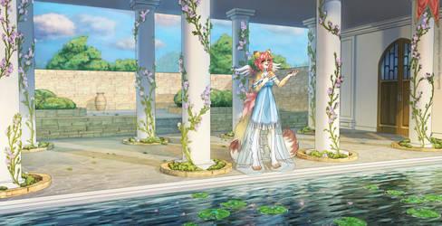 Parisa's Song by haleyandhope