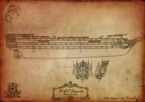HMS Damocles by GeneralVyse
