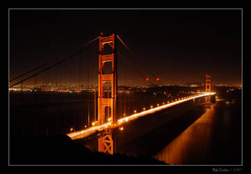 Golden Gate Bridge by endure