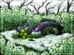Winter's Sweet Asylum by Crunchy-Cucumber