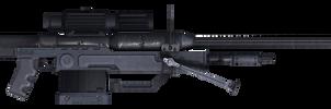 SRS99D-S2AM Sniper Rifle by ToraiinXamikaze