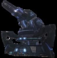HR Type-38 AA Plasma Cannon by ToraiinXamikaze