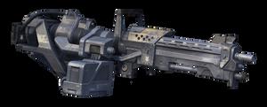 M247H Heavy Machine Gun by ToraiinXamikaze
