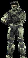 HaloReach MJOLNIR Mk. VI by ToraiinXamikaze