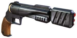 SGA Particle Magnum Gun by ToraiinXamikaze